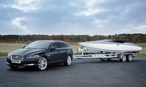 Проект Concept Speedboat by Jaguar Cars