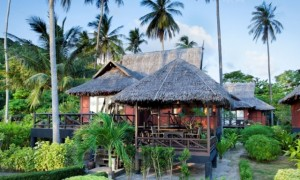 Новый курорт Outrigger Phi Phi Island Resort & Spa