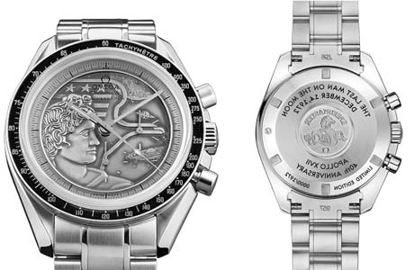 Speedmaster Moonwatch Apollo XVII Anniversary