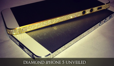 Телефоны Amosu Diamond iPhone 5