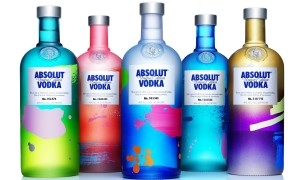 Водка Absolut Unique