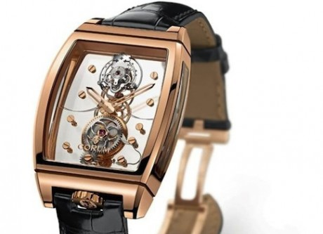Часы Golden Bridge Tourbillon Panoramique