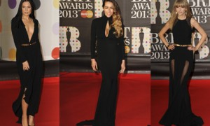 Все в тон - звезды на BRIT Awards 2013