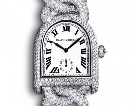 Часы Ralph Lauren Stirrup Diamond Link