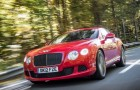 Суперкар Bentley Continental GT Speed