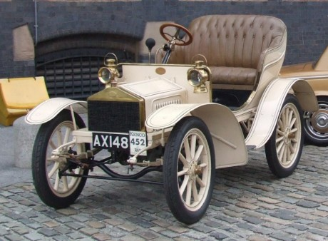 Rolls-Royce 10-HP, 1904 год