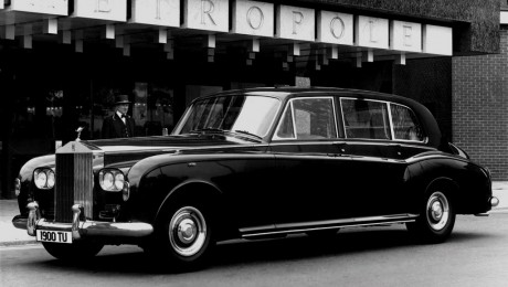 Rolls-Royce Phantom V, 1959 год