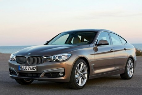 BMW 3 Series Grand Tourismo