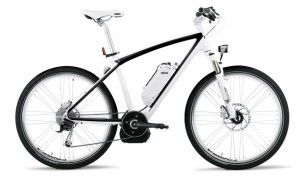 Cruise Electric Bike от BMW