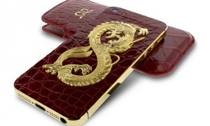 Модель Dragon iPhone