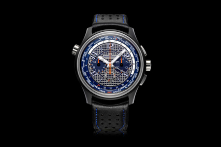 Часы  AMVOX5 World Chronograph Cermet Limited Edition