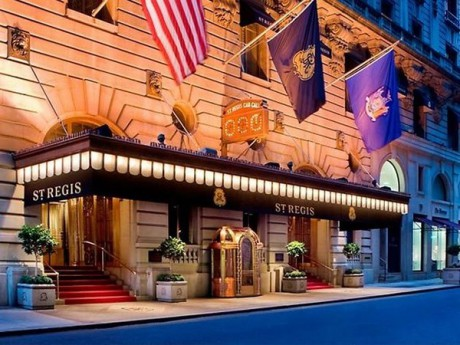 Отель St. Regis New York
