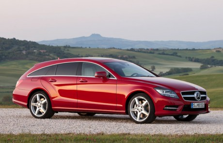 Авто Mercedes-Benz CLS Shooting Brake