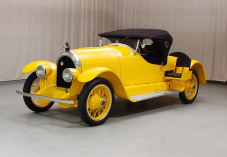 Авто Kissel Model 6-45 Gold Bug Speedster