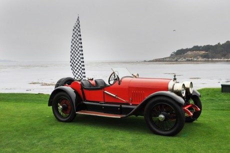 Авто Mercer Series 5 Raceabout