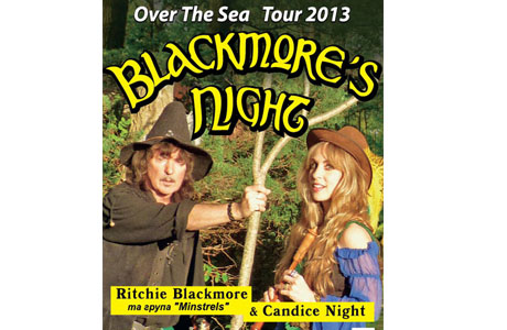 Концерт группы Blackmore's Night