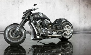 Мотоцикл из карбона Mansory Zapico Custom Bike: уже в Украине!