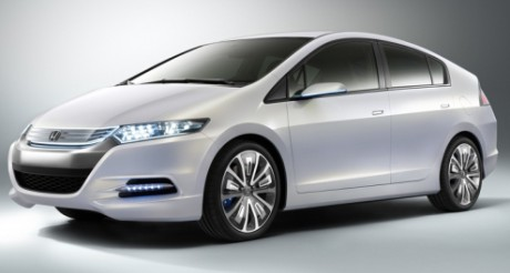 Авто Honda Insight 2013