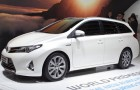 Авто Toyota Auris Touring Sports