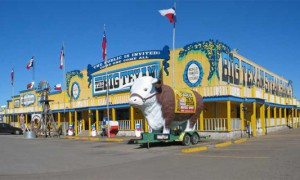 Ресторан Big Texan Steak Ranch Amarillo
