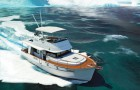 Проект яхты Beneteau Swift Trawler 44
