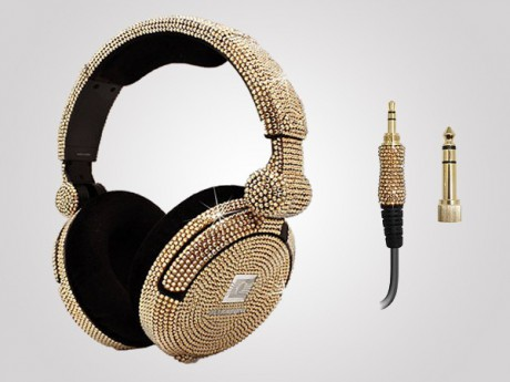 Наушники iWave Crystal Headphones with Swarovski Elements
