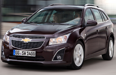 Авто Chevrolet Cruze Station Wagon