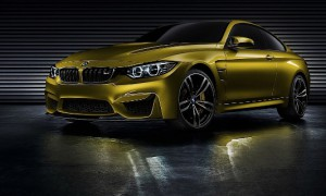 Автомобиль BMW Concept M4 Coupe: спорткар будущего