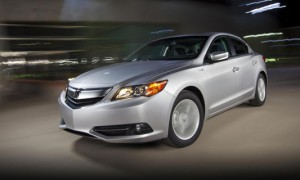 Acura ILX: компактный люкс-седан