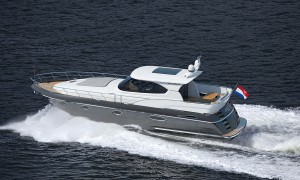 Яхта Atlantic 56 Twin Deck