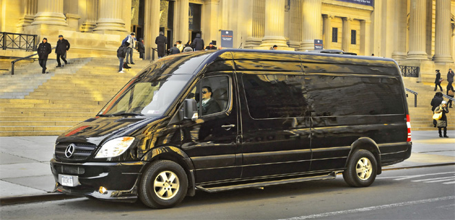 Mercedes-Benz Sprinter Van Grand Edition