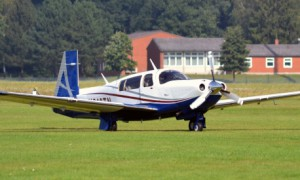 Самолет Mooney M20TN Acclaim Type S