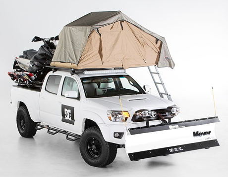 внедорожник The DC Shoes Toyota Tacoma