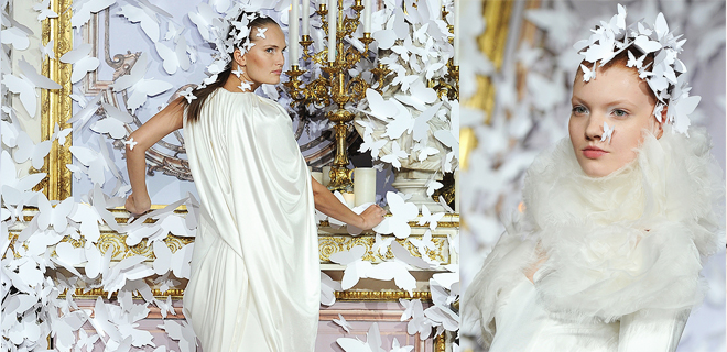 Показ Alexis Mabille Haute Couture