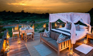 Курорт Lion Sands Game Reserve