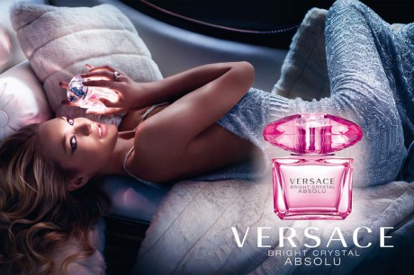 НОВЫЙ АРОМАТ: VERSACE BRIGHT CRYSTAL ABSOLU