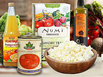 GLOSSARY Organic Products