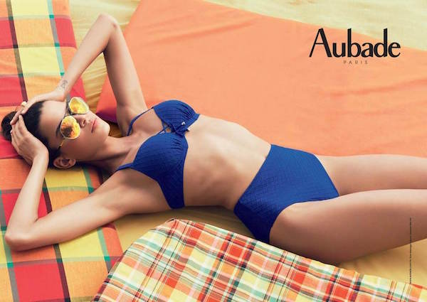 Aubade Summer 2016 beachwear, Sweet Rumba (3)